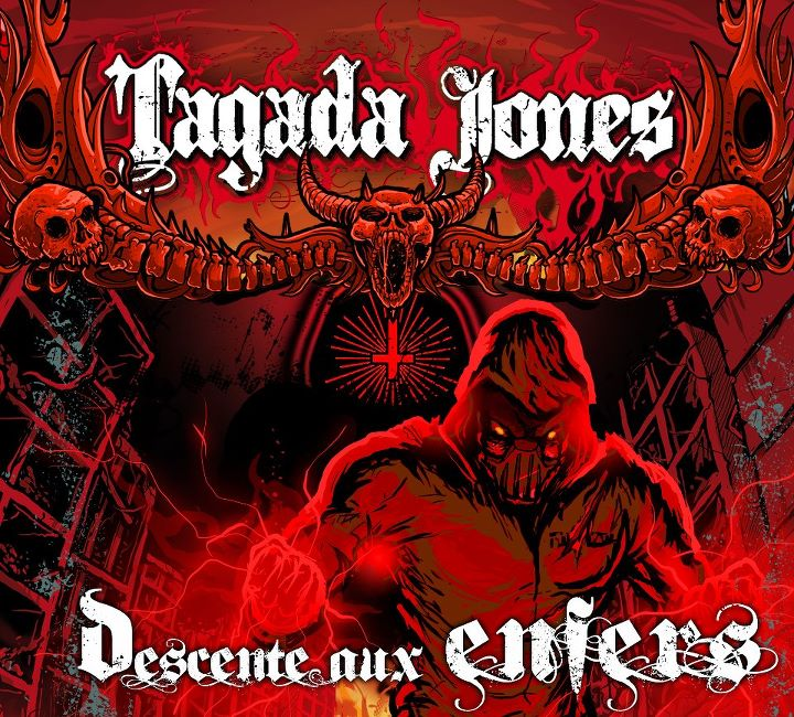 Tagada Jones - Descente aux enfers (LP)