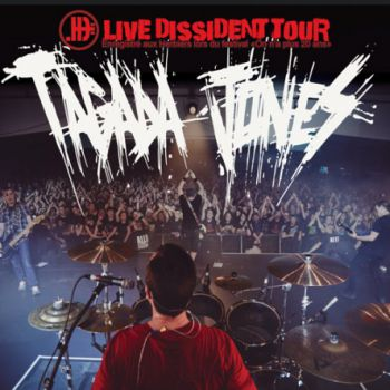Tagada Jones - Live Dissident Tour (2xLP)
