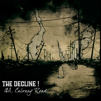 The Decline - 12A, Calvary Road (LP)