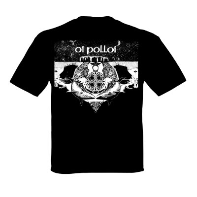 Tshirt Oi Polloi - In defense of our earth
