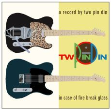 Two Pin Din - In case of fire break glass