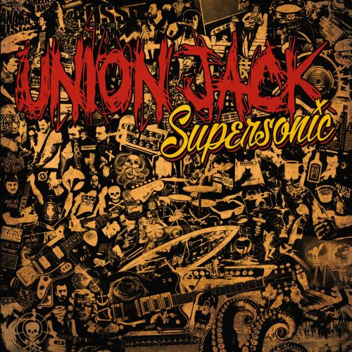 Union Jack - Supersonic (LP)