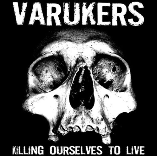 Varukers w/ Sick On The Bus - Killing Ourselves To Live / Music For Losers (LP)