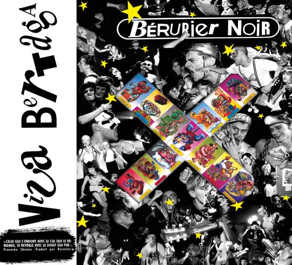 Bérurier Noir - Viva Bertaga! (double LP)