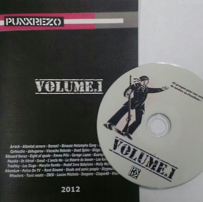 Volume.1 - Benefit compilation for Punxrezo (CDr)