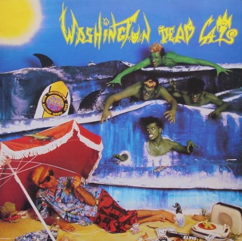 Washington Dead Cats - Gore A billy-boogie (LP)