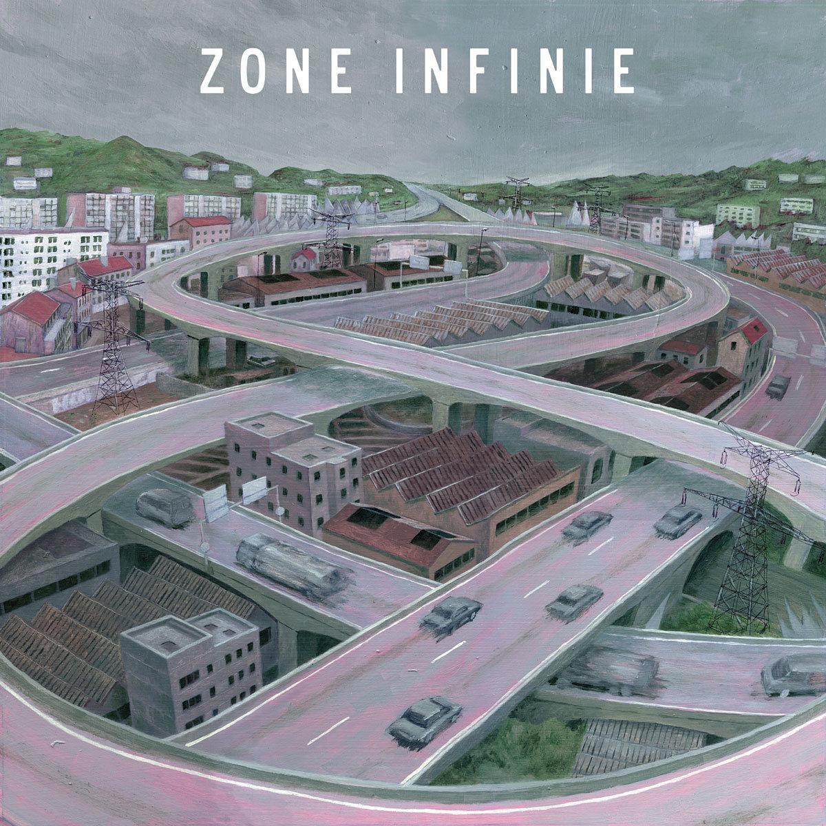 Zone infinie - st (LP)